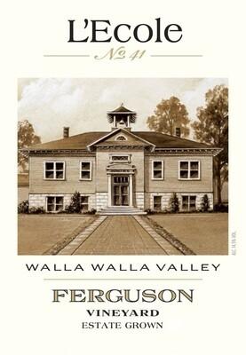 l'Ecole No. 41 Ferguson Estate Red 2017 *SALE*
