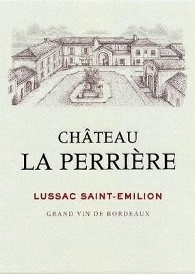 La Perriere (Lussac-St-Emilion) 2012