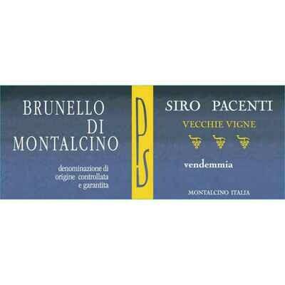 Siro Pacenti Brunello di Montalcino Vecchie Vigne 2013