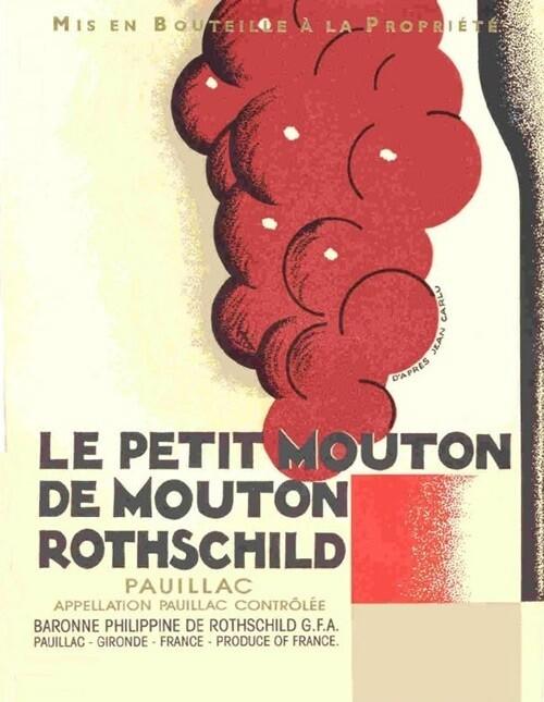 Le Petit Mouton 2013
