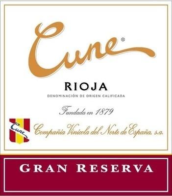 CVNE Cune Gran Reserva 2010 (MAG)
