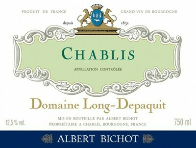 Albert Bichot Domaine Long-Depaquit Chablis 2018 *SALE*
