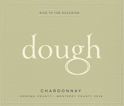 Dough Wines Chardonnay 2018 *SALE*