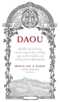 Daou Soul of a Lion Red 2016