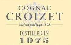 Croizet Reserve Cognac 1975