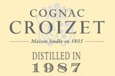 Croizet Reserve Cognac 1987