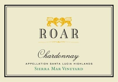 Roar Chardonnay Sierra Mar Vineyard 2017