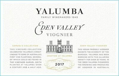 Yalumba Viognier Samuel's Collection 2017 *SALE*