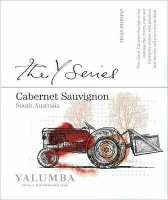 Yalumba Y Series Cabernet Sauvignon 2018