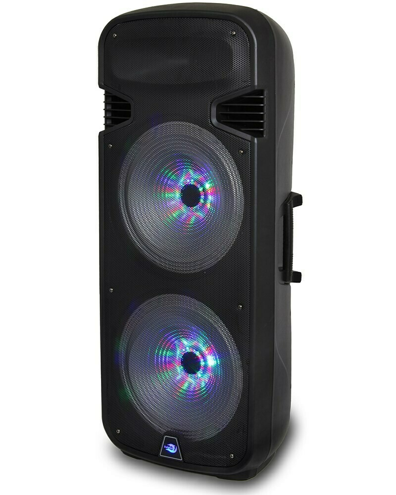 Dolphin SP-153BTR Rechargeable Bluetooth Party Speaker - 2500W