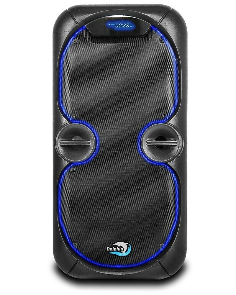 "Dolphin Daul 8"" Speaker SP-28RBT"
