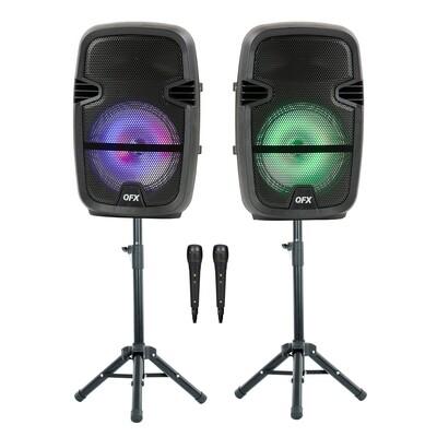 Qfx Daul Speakers PBX-808