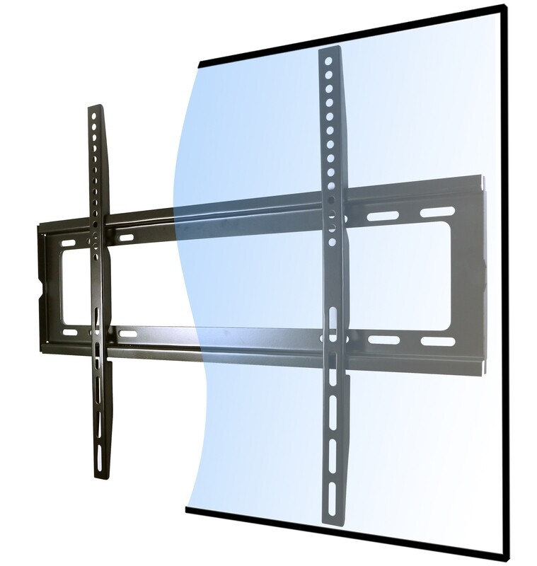 Toptech Electronics - FIXED LCD/Plasma/LED TV Wall Mount