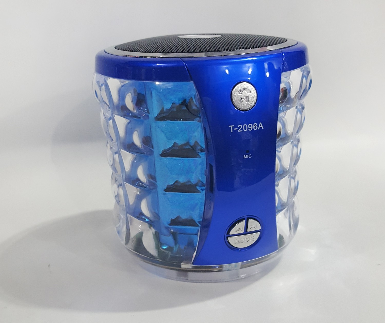 Portable Mini Speaker with lights