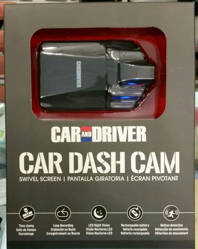 Car Dash Cam