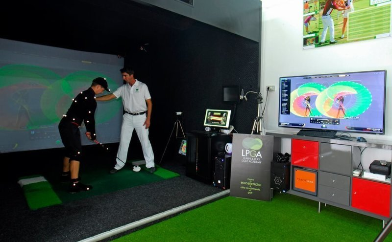 INDOOR - PACK 10 Leçons de 50min Trackman, Analyse 3D, Analyse Video