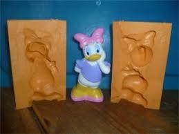 LARGE DAISY DUCK 3D SILICONE MOULD