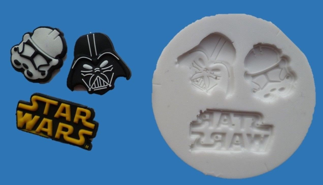 STAR WARS 006 SILICONE MOULD