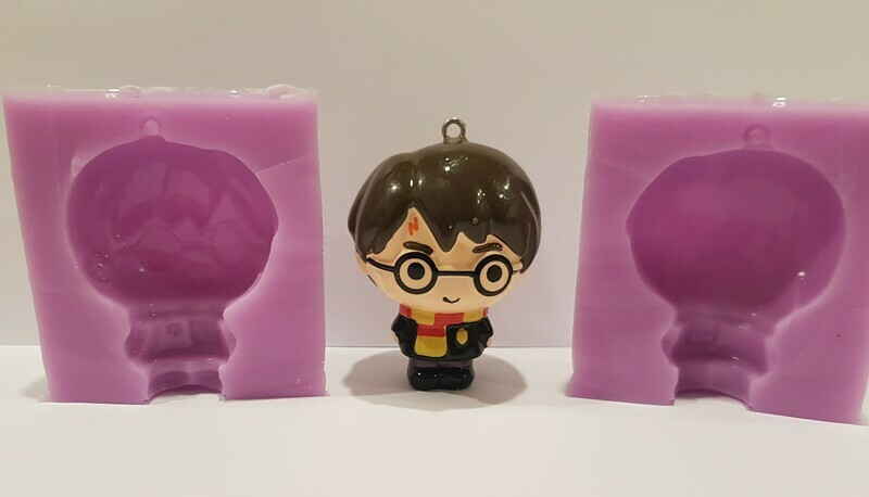 HARRY POTTER INSPIRED 3D SILICONE MOULD