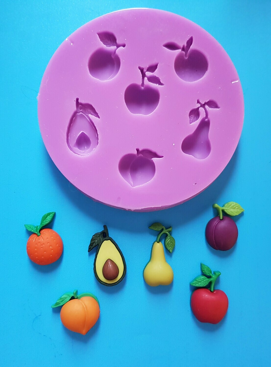 FRUITS SILICONE MOULD