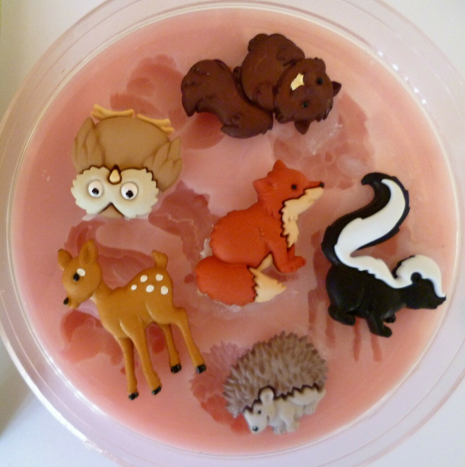 WILDLIFE 001 SILICONE MOULD