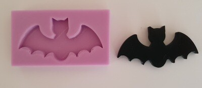 SMALL BAT SILICONE MOULD