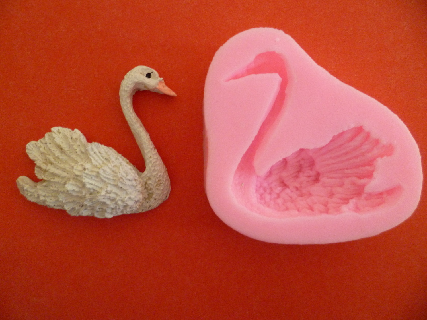 SWAN SILICONE MOULD