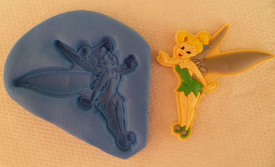 TINKERBELL SILICONE MOULD