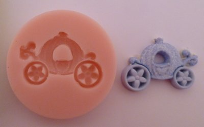 CARRIAGE SILICONE MOULD