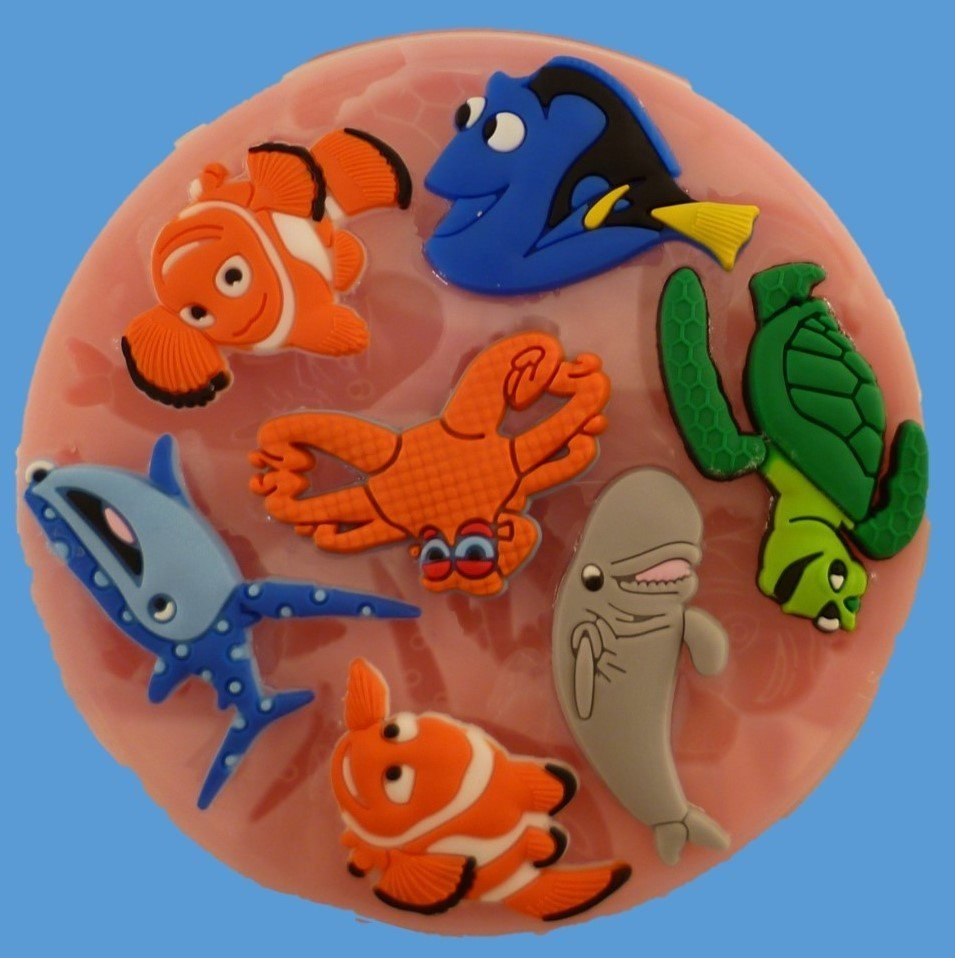 DORY SILICONE MOULD
