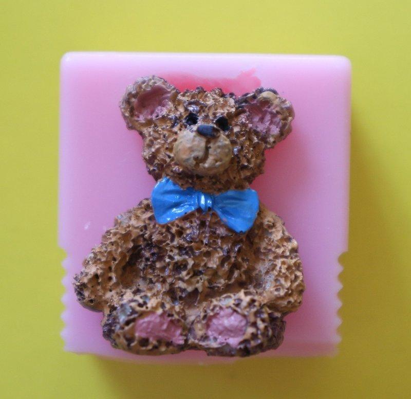 TEDDY BEAR SILICONE MOULD