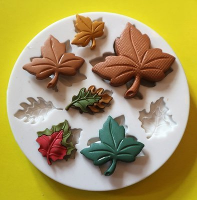 LEAFS SILICONE MOULD