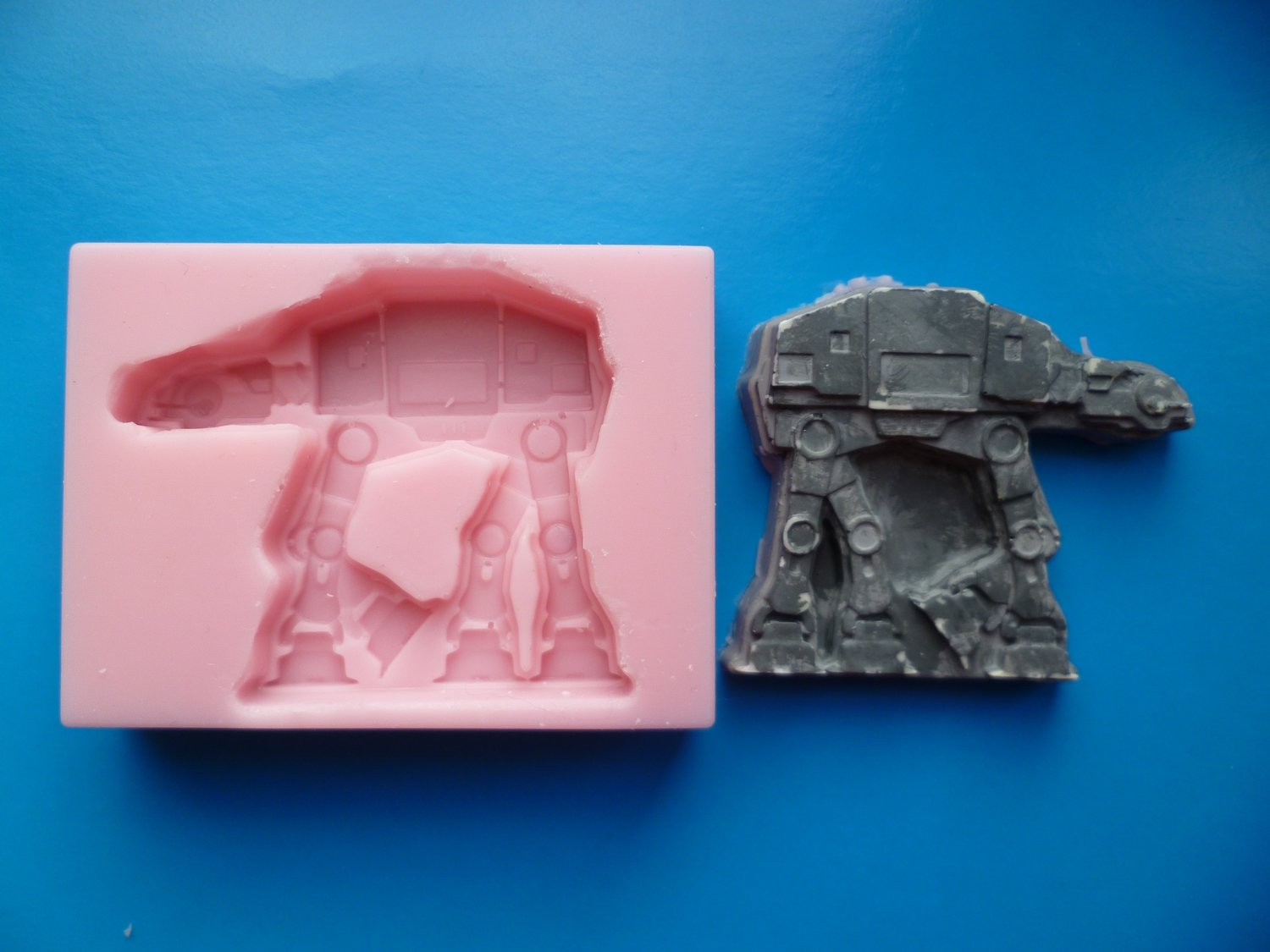 STAR WARS WALKER SILICONE MOULD