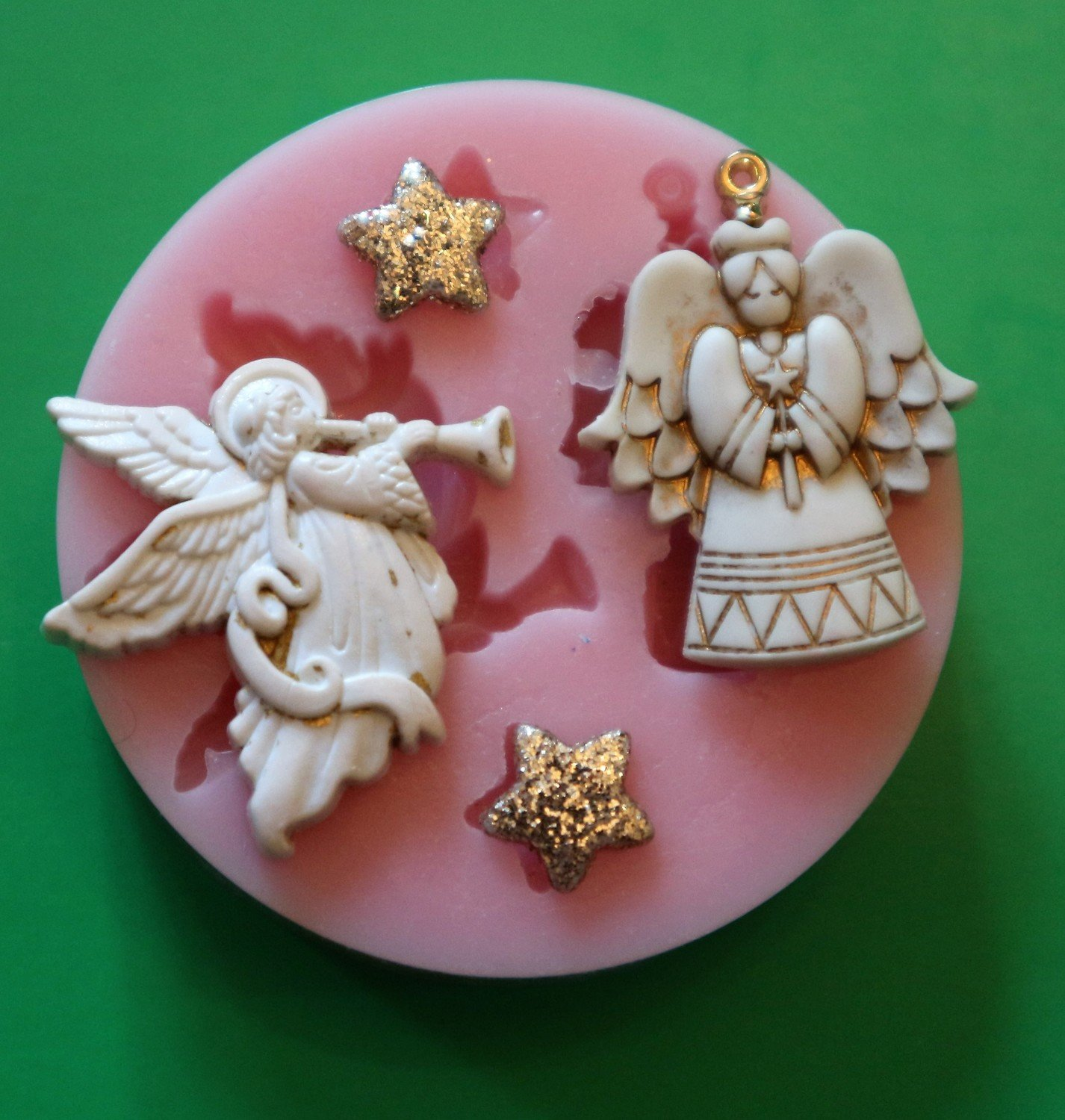 ANGELS SET SILICONE MOULD