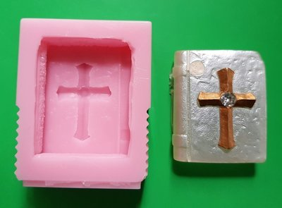 BIBLE SILICONE MOULD