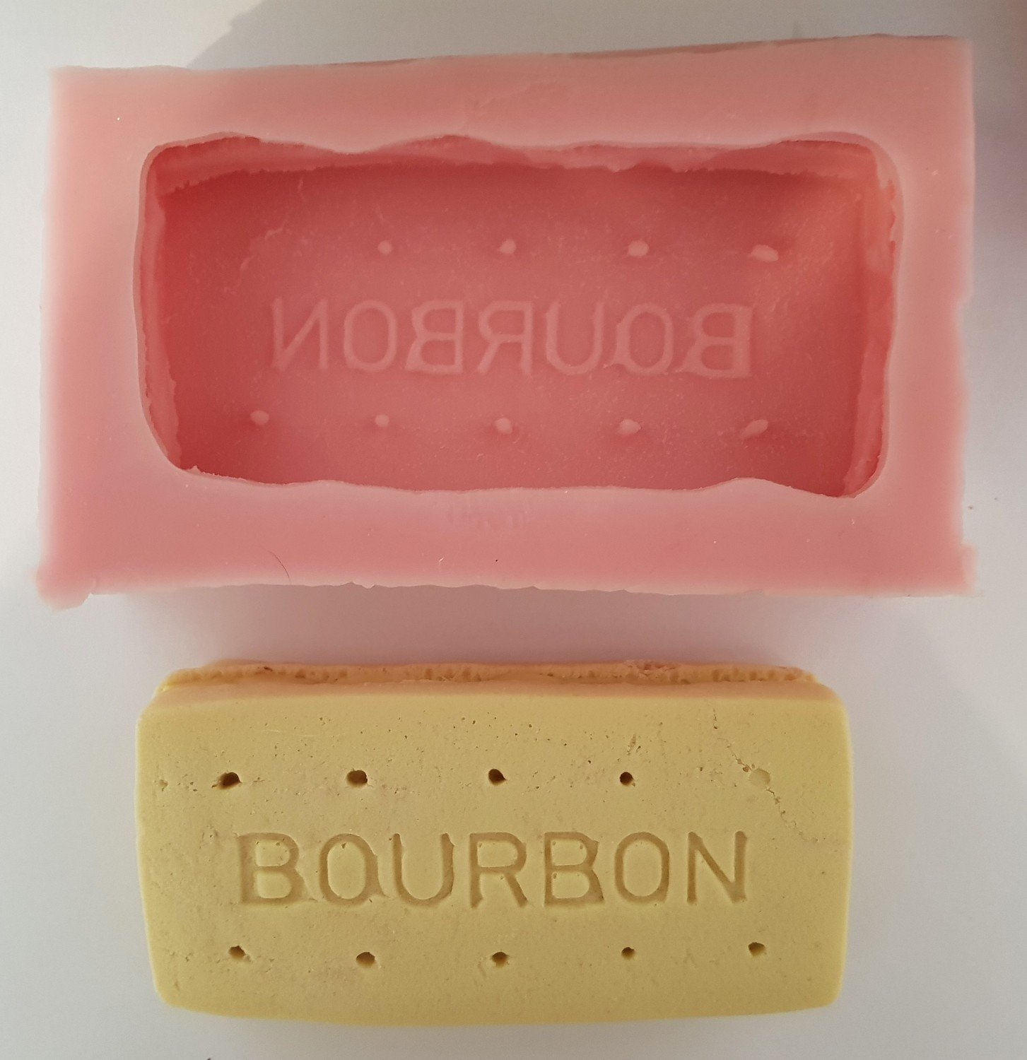 BOURBON BISCUIT SILICONE MOULD