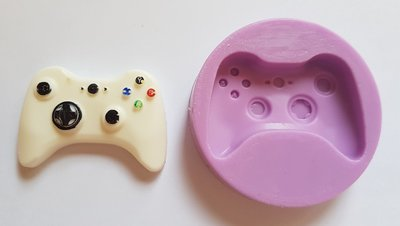 4cm XBOX CONTROLLER SILICONE MOULD