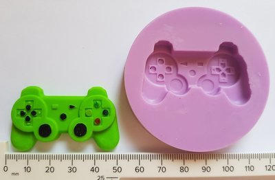 5cm PLAYSTATION CONTROLLER SILICONE MOULD