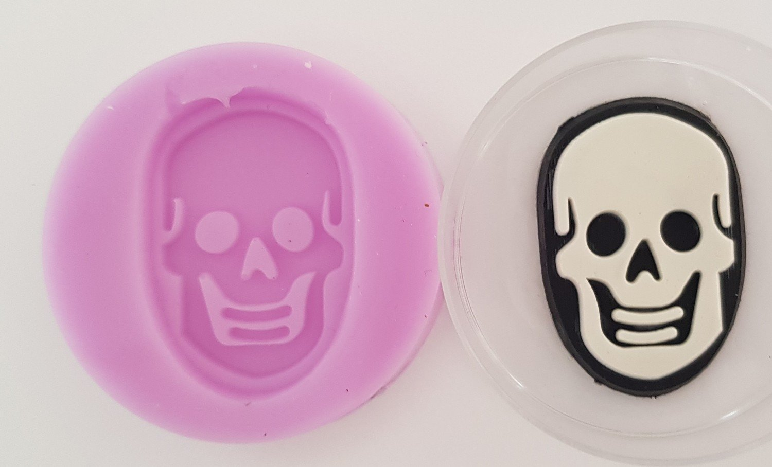 Halloween SKULL Silicone Mould