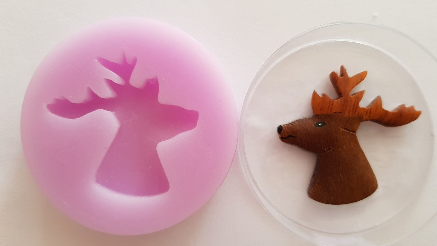 STAG SILICONE MOULD