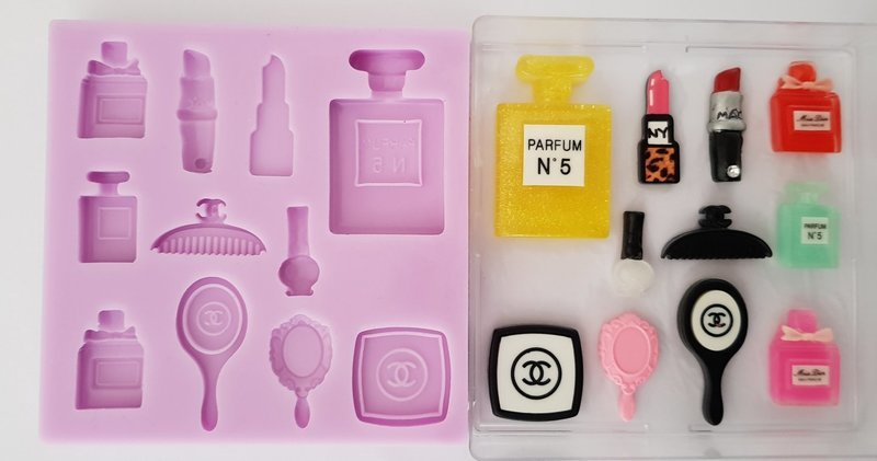 MAKEUP SILICONE MOULD