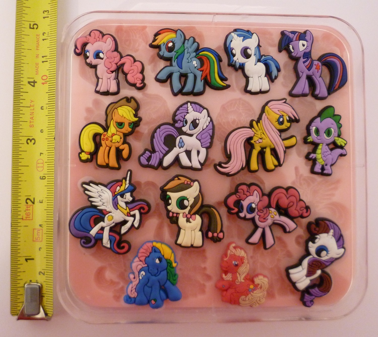 MY LITTLE PONY SET SILICONE MOULD