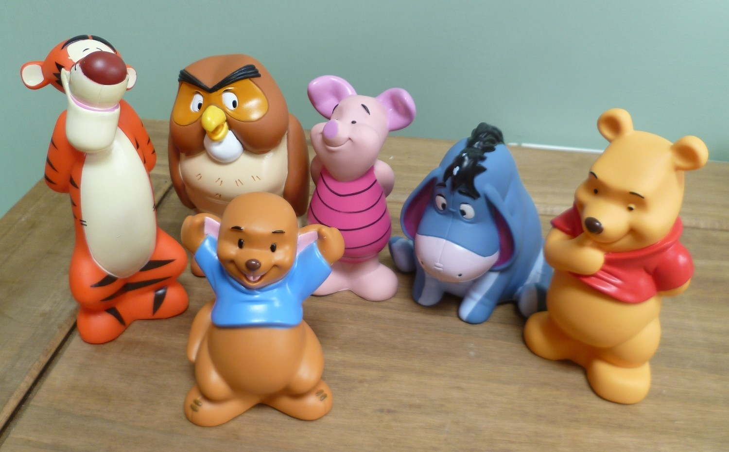 ONE 3D WINNIE THE POOH CHARACTER SILICONE MOULD