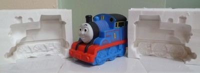 3D THOMAS THE TANK ENGINE SILICONE MOULD