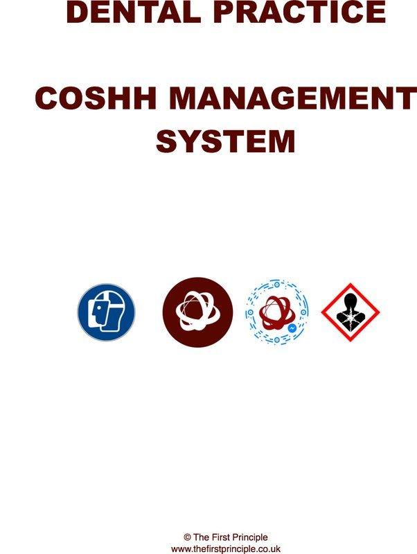 Dental Practice COSHH Management System