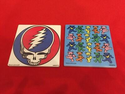 Grateful Dead Coaster