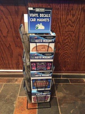 Penn's Peak Auto Magnet