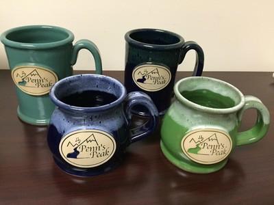 Penn's Peak Artisan Mug