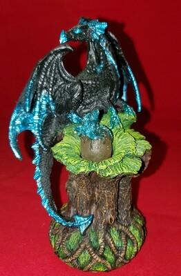 Blue Dragon w/ LED Light