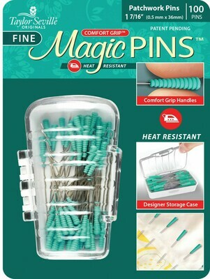 Magic Pins Heat Resistant 100 pcs